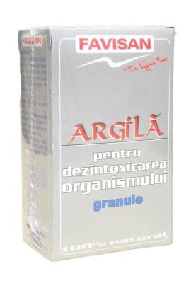 Argila granule