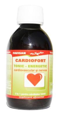 Cardiofort - tonic energetic