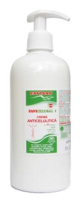 Crema anticelulitica cu 11 plante