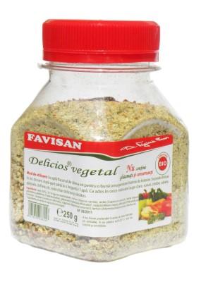 Delicios vegetal cu sare