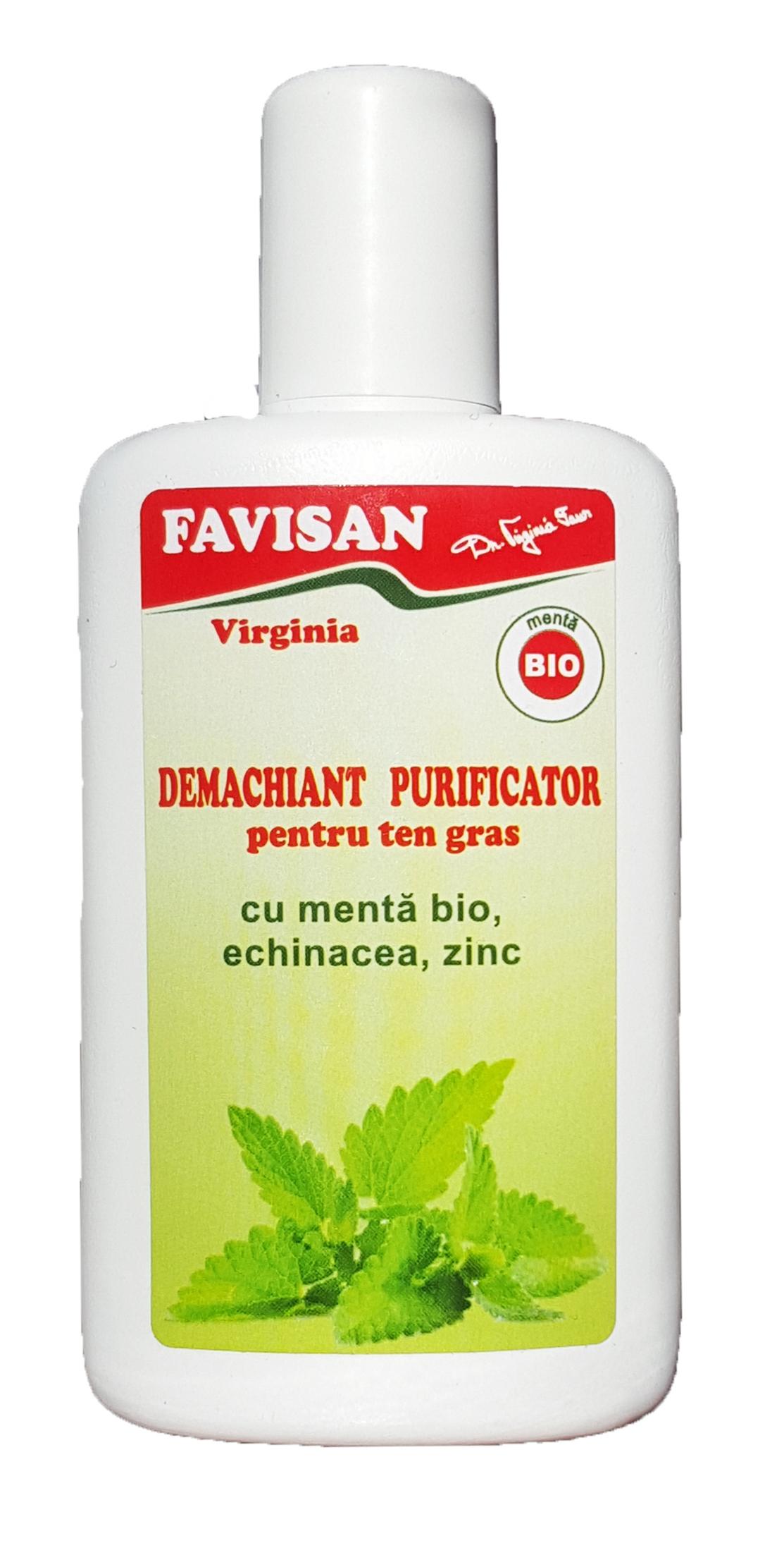 Demachiant purificator