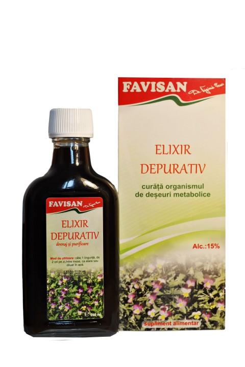Elixir depurativ