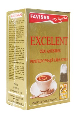 Excelent - ceai antistres
