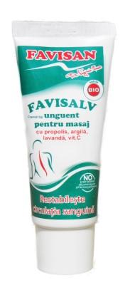 FAVISALV unguent pentru masaj