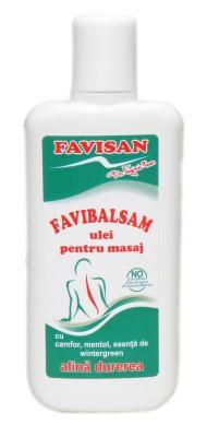 FaviBalsam ulei pentru masaj