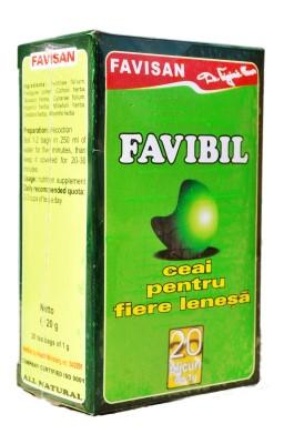 Favibil ceai doze