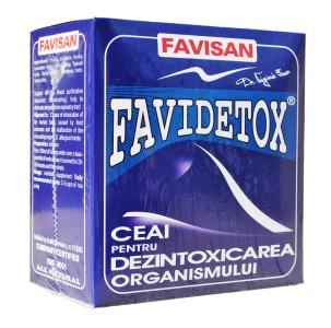 Favidetox ceai 50 g