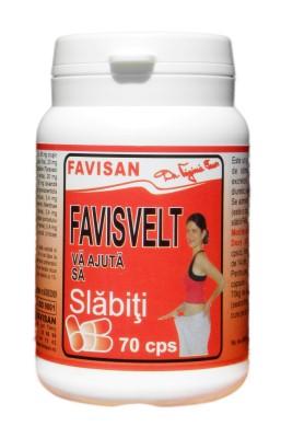Favisvelt capsule