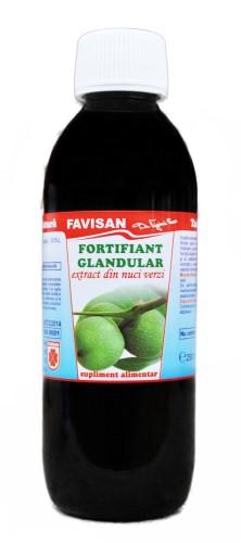 Fortifiant glandular 250 ml