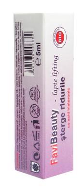 LAPTE LIFTING cu acid hialuronic
