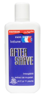 Lotiune after shave