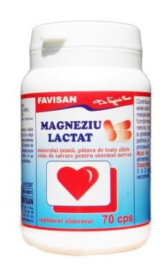 Magneziu lactat