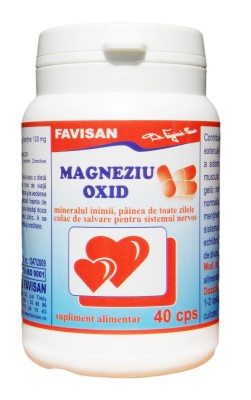 Magneziu oxid