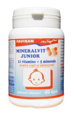 Mineralvit - junior