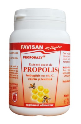 PROPOSALV extract cu propolis