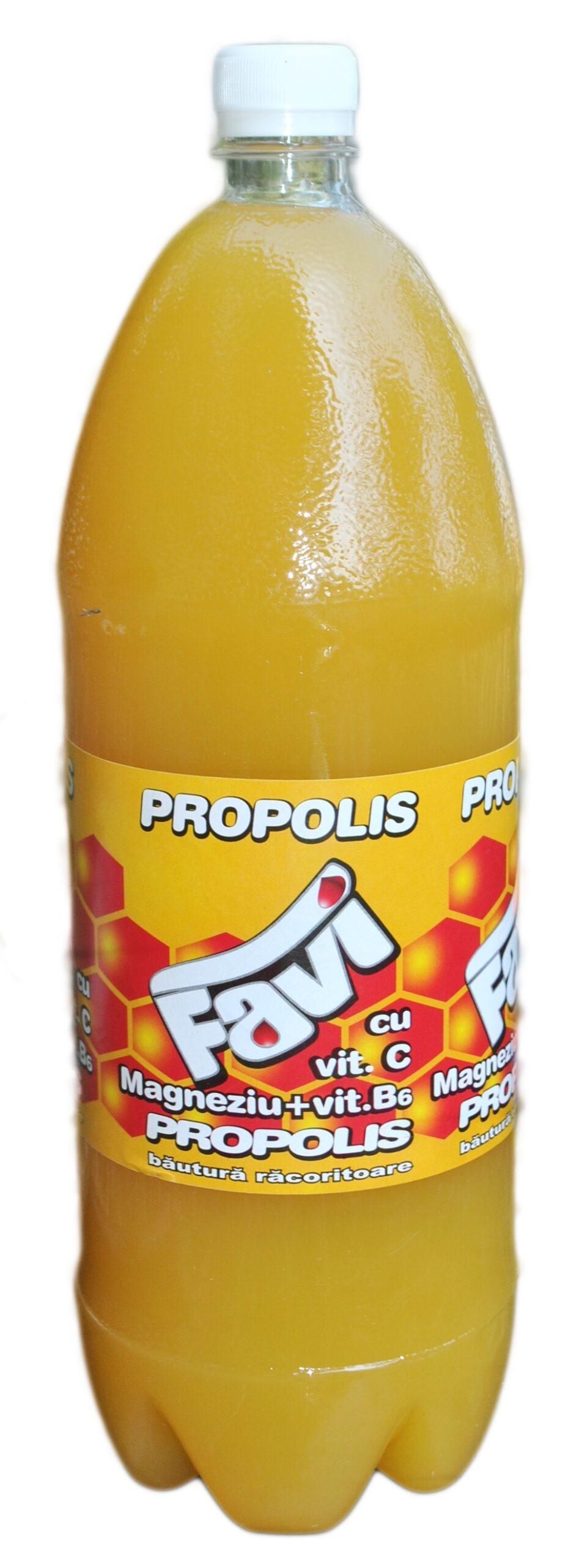 Propolis - bautura racoritoare