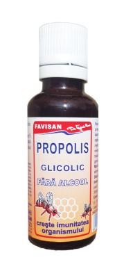 Propolis glicolic