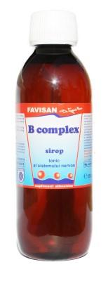 Sirop B complex