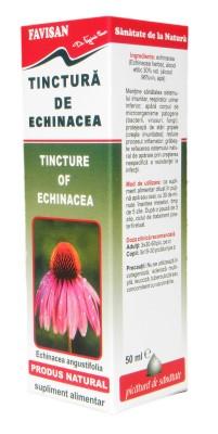 Tinctura de echinacea