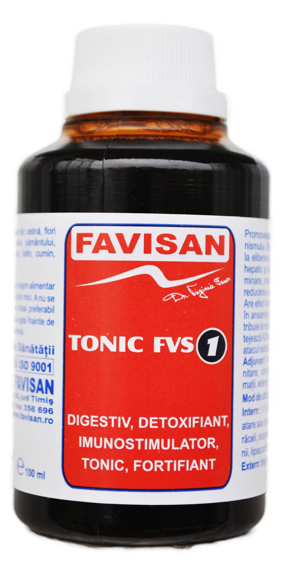 Tonic FVS1 100 ml