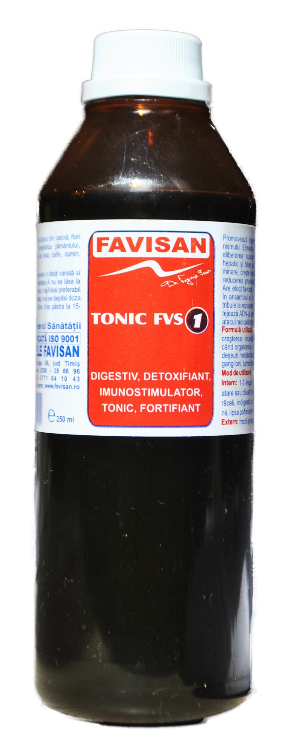 Tonic FVS1 250 ml