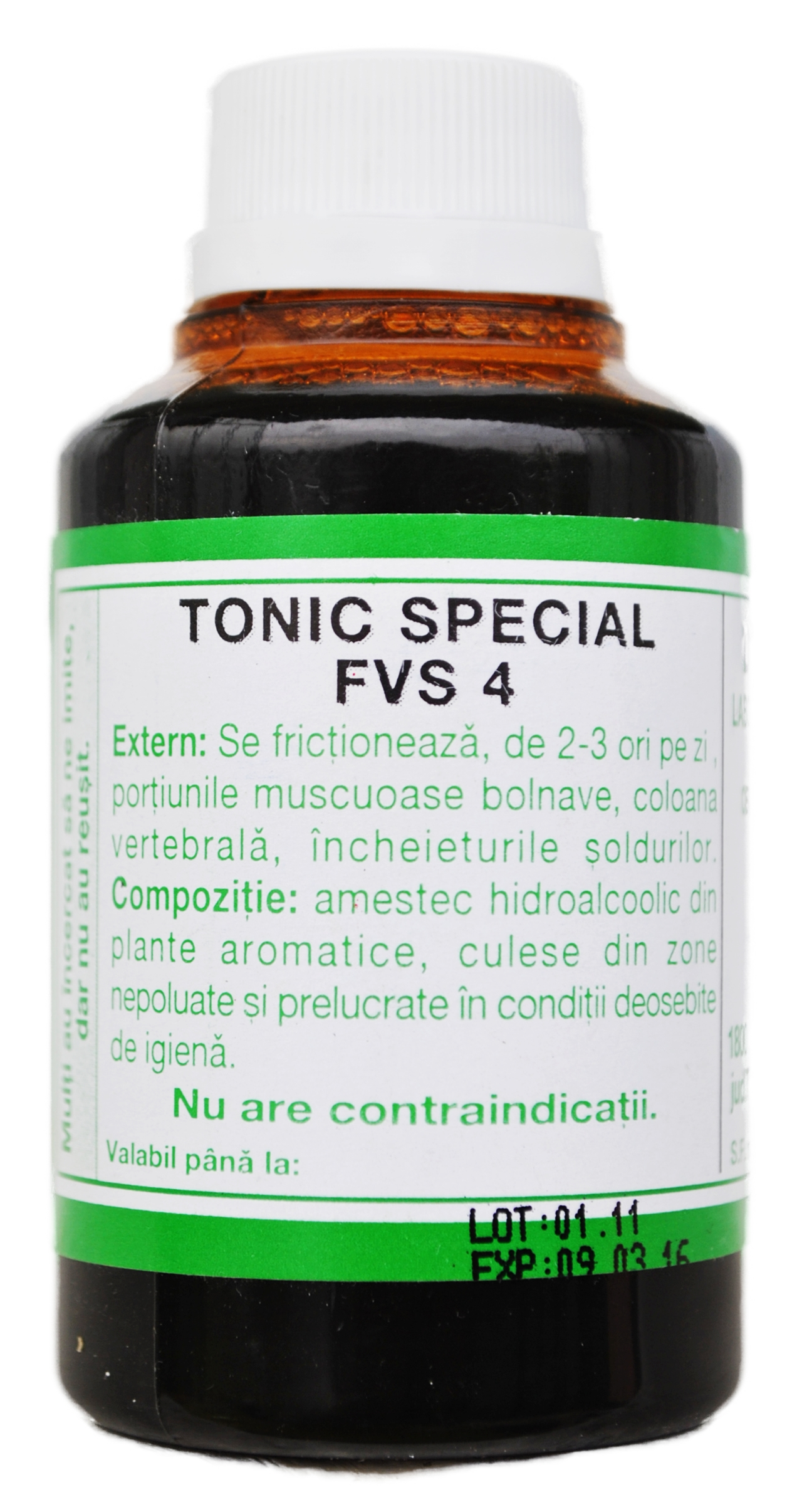 Tonic FVS4 100 ml