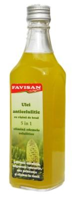 Ulei anticelulitic 5 in 1