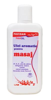 Ulei aromatic pentru masaj