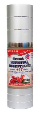 VIRGINIA Crema nutritiva multivitamin