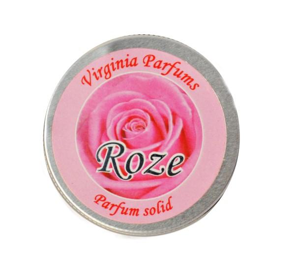 VIRGINIA Parfum solid roze
